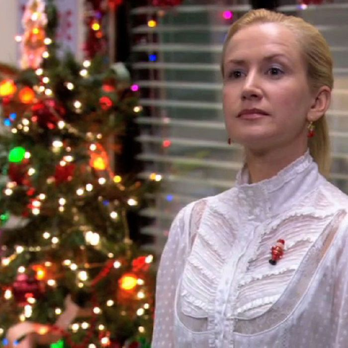 Angela Kinsey Tells Vulture What Goes On At The Real Office Christmas Parties
