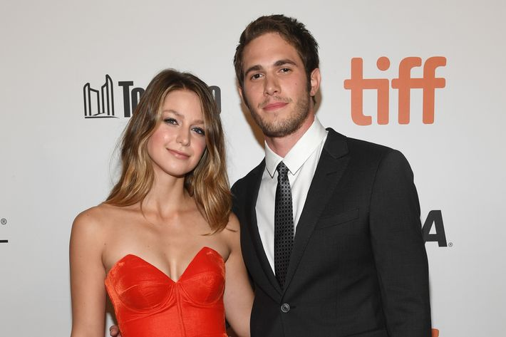 Melissa Benoist reportedly files for divorce from Blake Jenner