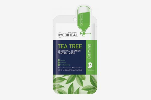 Mediheal Tea Tree Essential Blemish Control Sheet Mask (10 Masks)