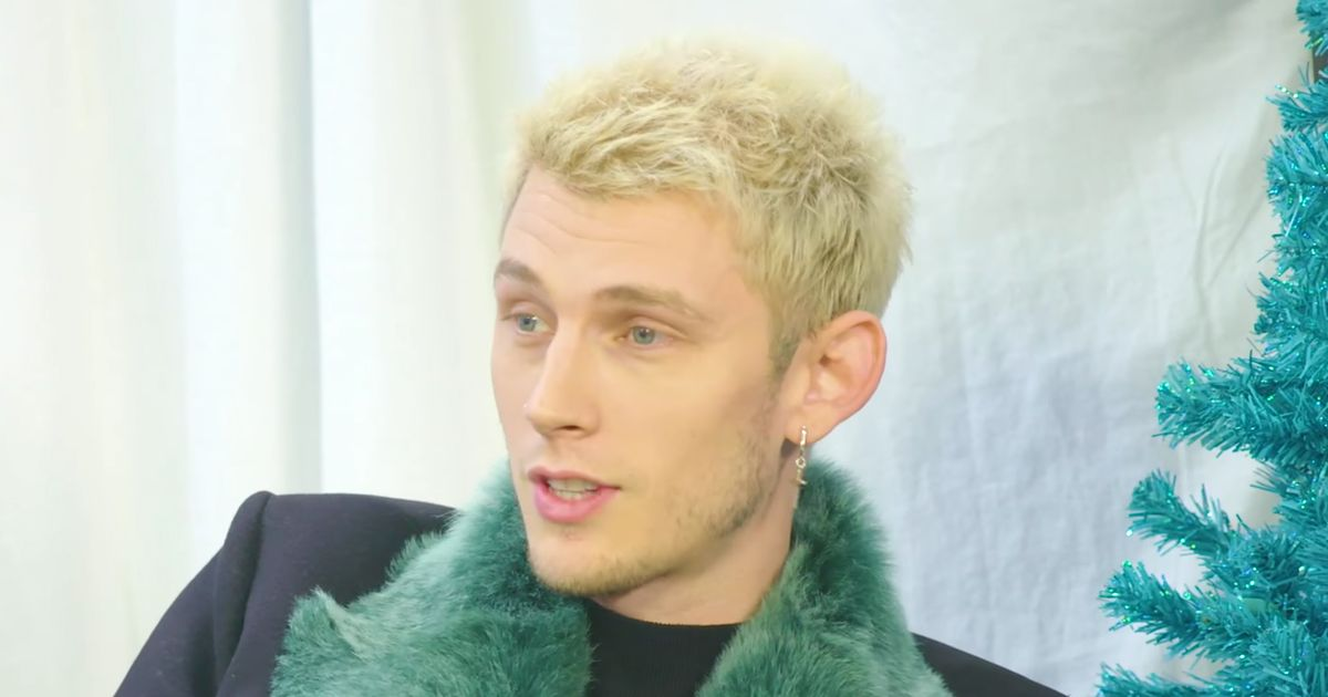 Machine Gun Kelly On Doing Ecstasy At 12 Years Old Video
