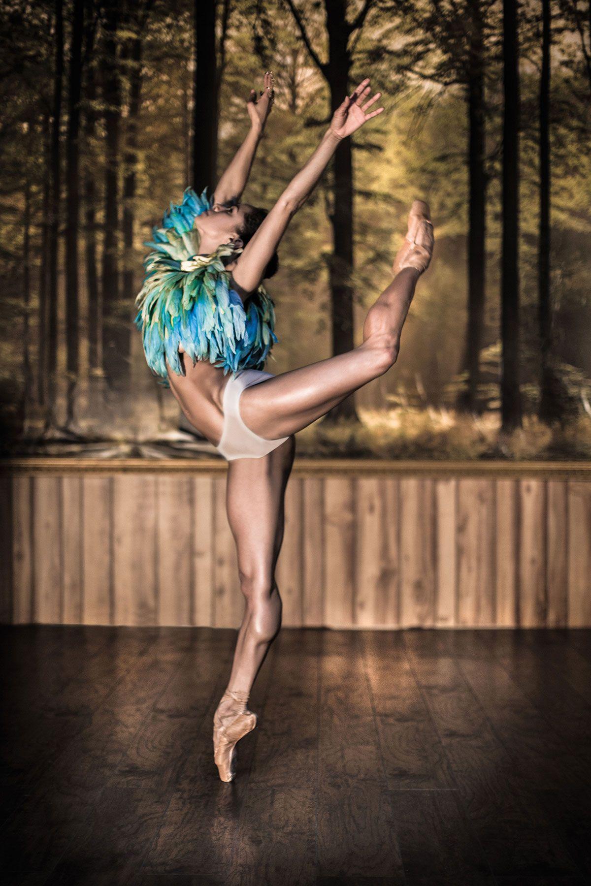 частные фотографии балерин первой сцене юную