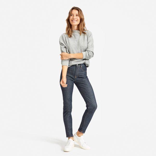 Everlane High-Rise Skinny Jean
