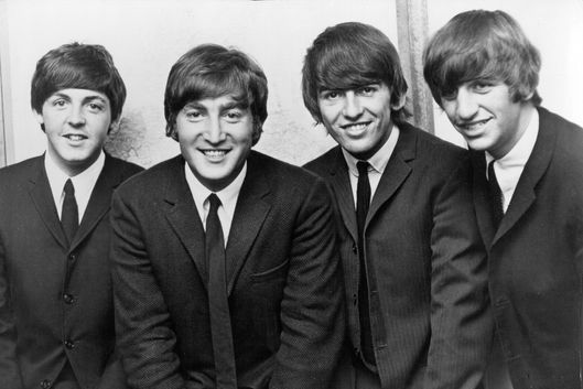 The Beatles Were The Greatest Boy Band Ever Vulture