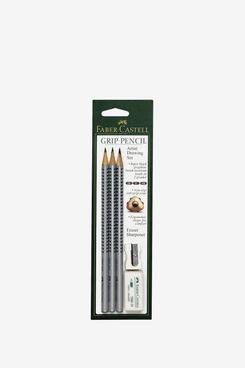 Faber-Castell Grip 2001 Pencil (3-Pack)