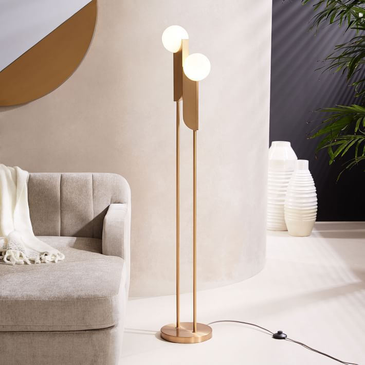 32 Best Floor Lamps 2020 The Strategist, What Floor Lamps Give The Most Light