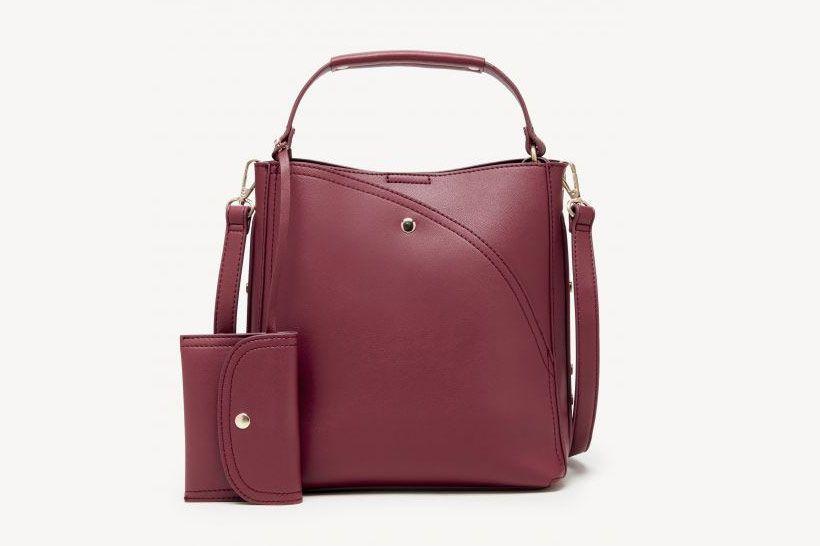 Sole Society Hingi Shoulder Bag