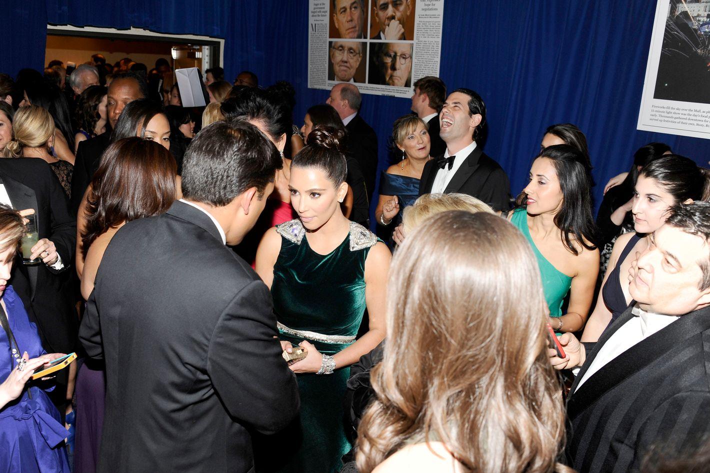 Kim Kardashian== The 2012 WHITE HOUSE CORRESPONDENTS' DINNER - COCKTAILS== The Washington Hilton, Washington, DC== April 28, 2012== ?Patrick McMullan== Photo - CLINT SPAULDING/PatrickMcMullan.com== ==