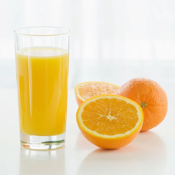 Scientists Say There's a Link Between Drinking Orange Juice and Getting Skin Cancer