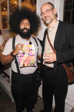 Reggie Watts Mother Reggie Watts and LCD S...