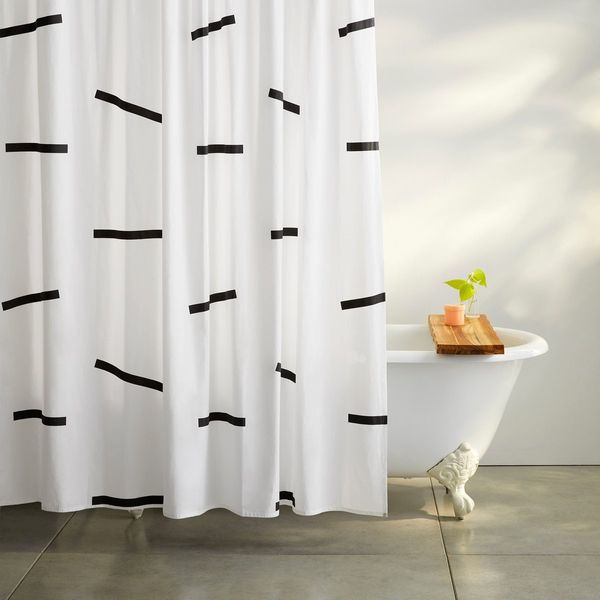 Brooklinen Shower Curtain Set