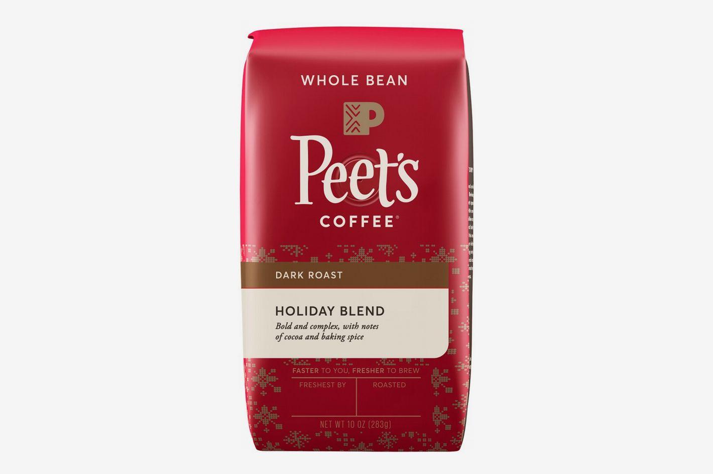 Peet's Coffee Holiday Blend, Whole Bean, 28 Ounce Bag