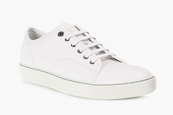 Lanvin top-capped sneakers