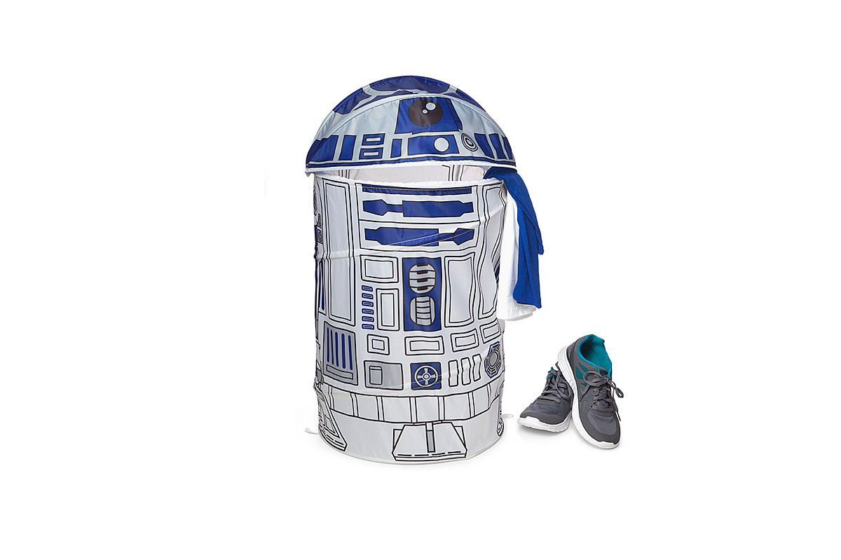 R2-D2 Laundry Hamper