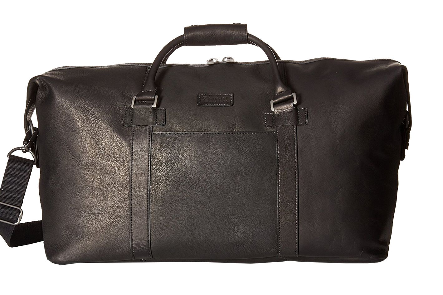 Kenneth Cole Reaction Colombian Leather Duffle Bag