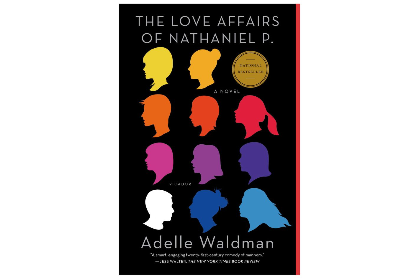 """The Love Affairs of Nathaniel P."" by Adelle Waldman"