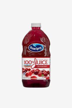Ocean Spray 100% Juice Cranberry Blend (64 fl oz Bottle)