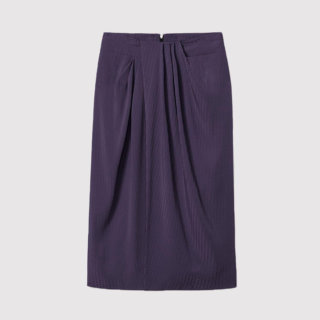 The Lenox Skirt—Foulard