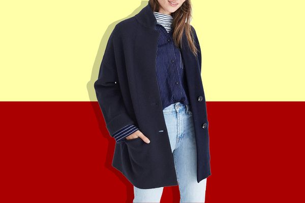 Madewell Blazer Sweater Jacket