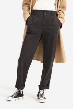 Everlane Pleated Chino