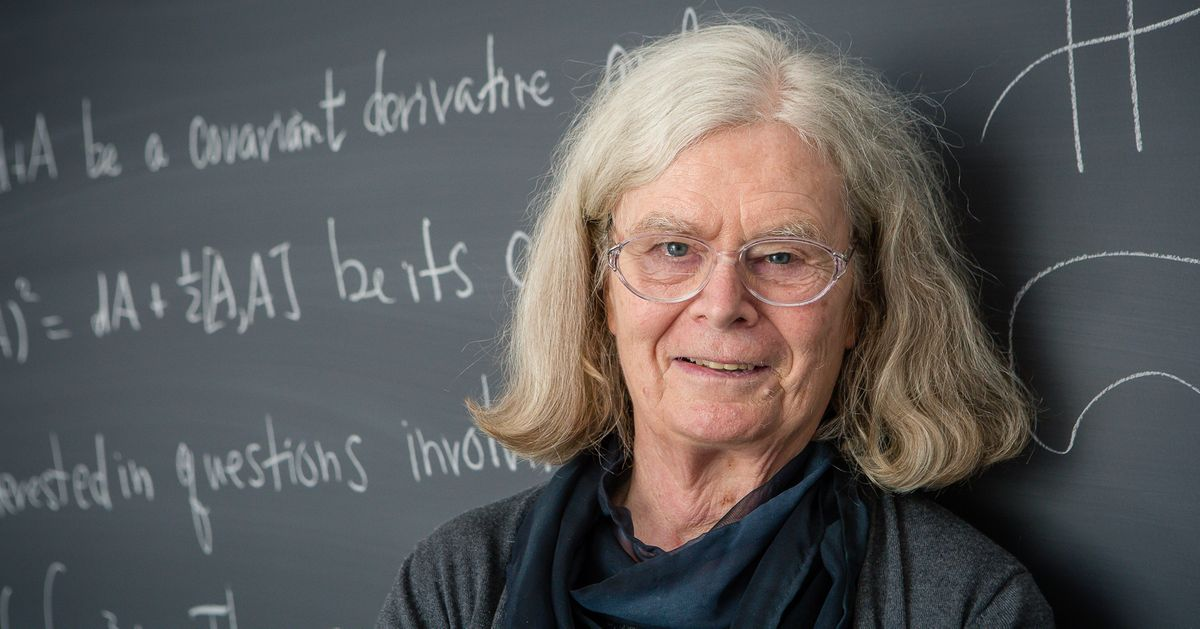 A Woman Has Won the 'Nobel Prize of Math' for the First Time Ever