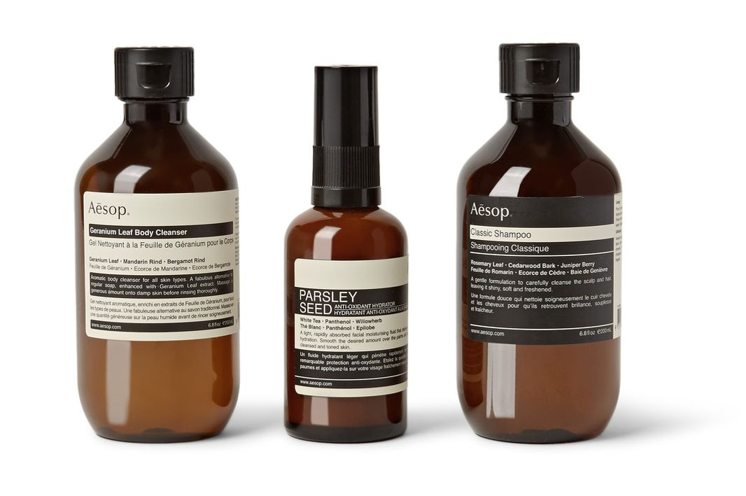 AESOP Athlete Grooming Kit