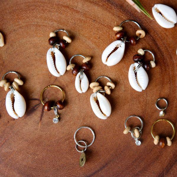 Mali Pah Irie Shell Ring