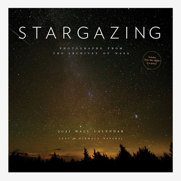 Stargazing 2021 Wall Calendar: (Monthly Outer-Space Photography Calendar