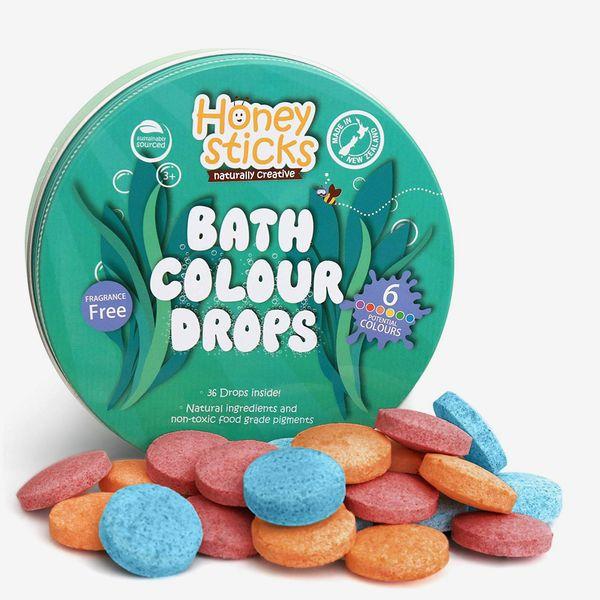 Honeysticks Bath Color Tablets