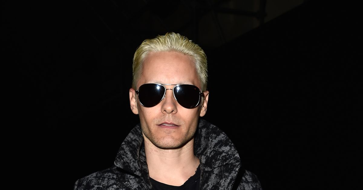 Jared Leto Gave Margot Robbie A Live Rat As A Present