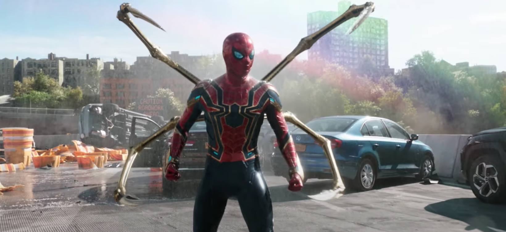 WATCH] Official Trailer for Spider-Man: No Way Home