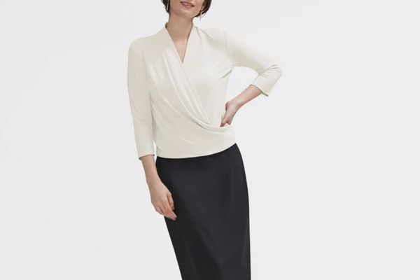 The Deneuve Top