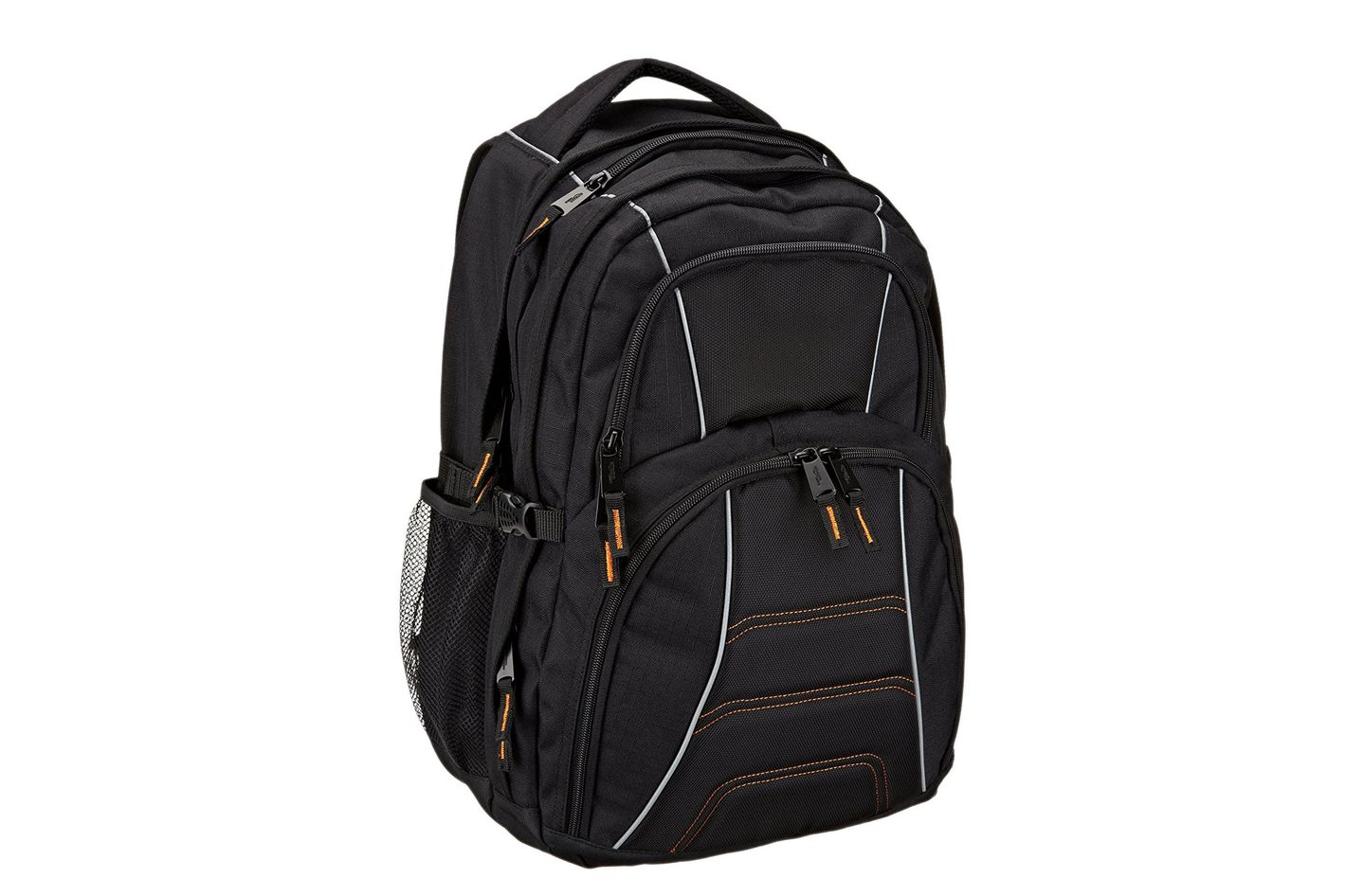 "AmazonBasics Backpack for Laptops (Fits Up to 17"" Laptop)"