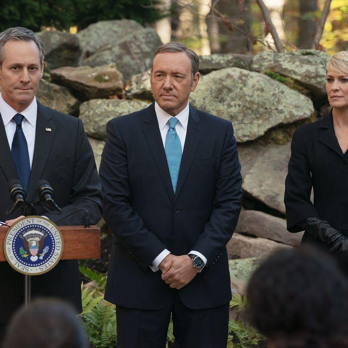 House Of Cards Season 2 Finale Recap West Wing
