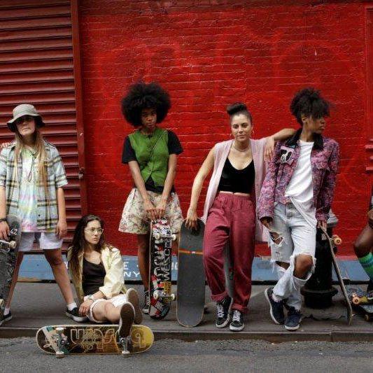 Miu Miu s New Film Stars a Pack of Female Skaters b190051c3201a