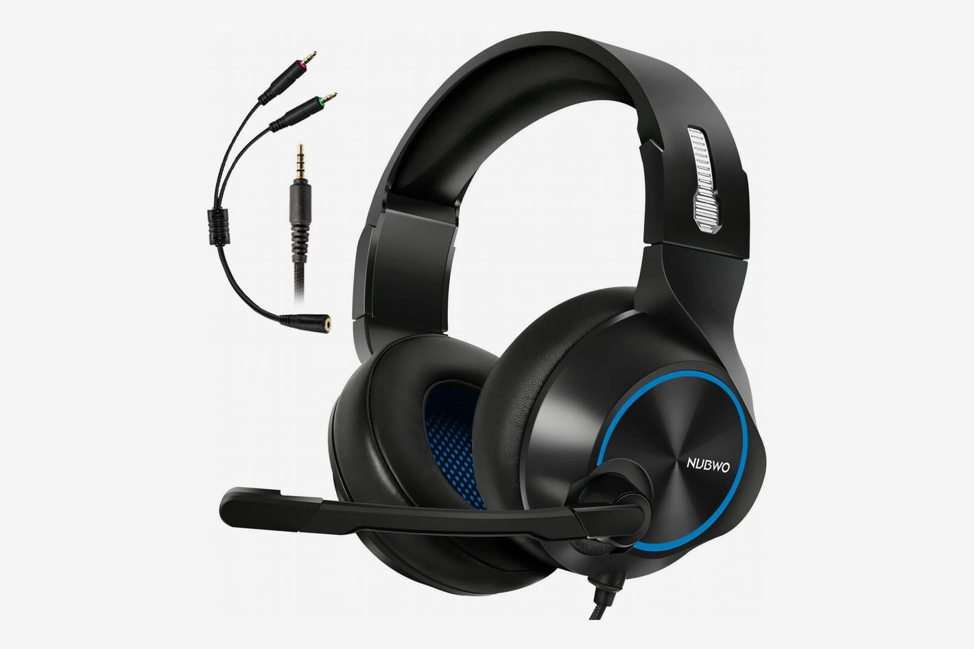 ARKARTECH Noise Cancelling Over Ear Headphones with Mic