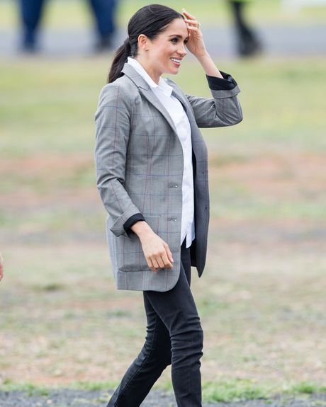 Meghan Markle's Best Style & Fashion Moments 2018