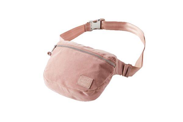 Herschel Supply Co. Fifteen Velvet Zip Belt Bag