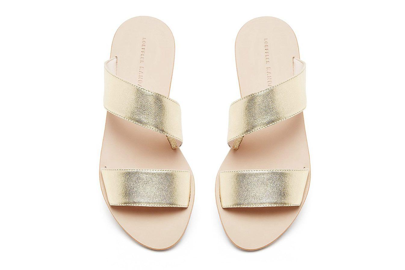 Clem Flat Sandal