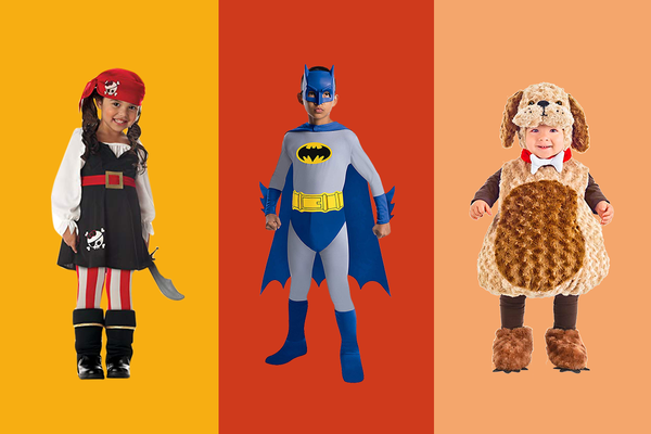 The Best Halloween Costumes for Kids on Amazon, According to Hyperenthusiastic Reviewers
