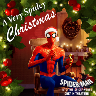 Crime Is the Reason for the Season in A Very Spidey Christmas