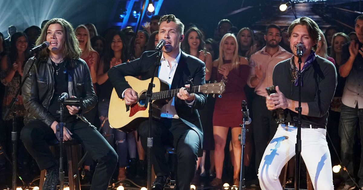 Hanson's Acoustic Performance of 'MMMBop' Is Chicken Soup for the '90s Soul