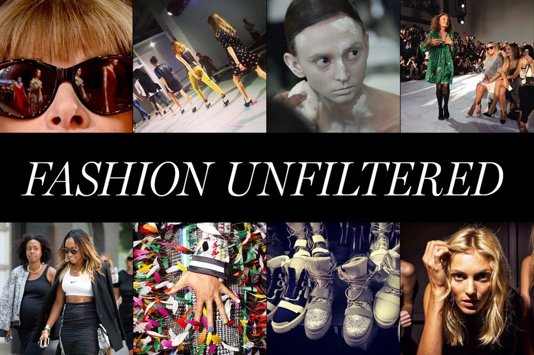 See And Hear All Of Our Uncensored NYFW Thoughts -- The Cut