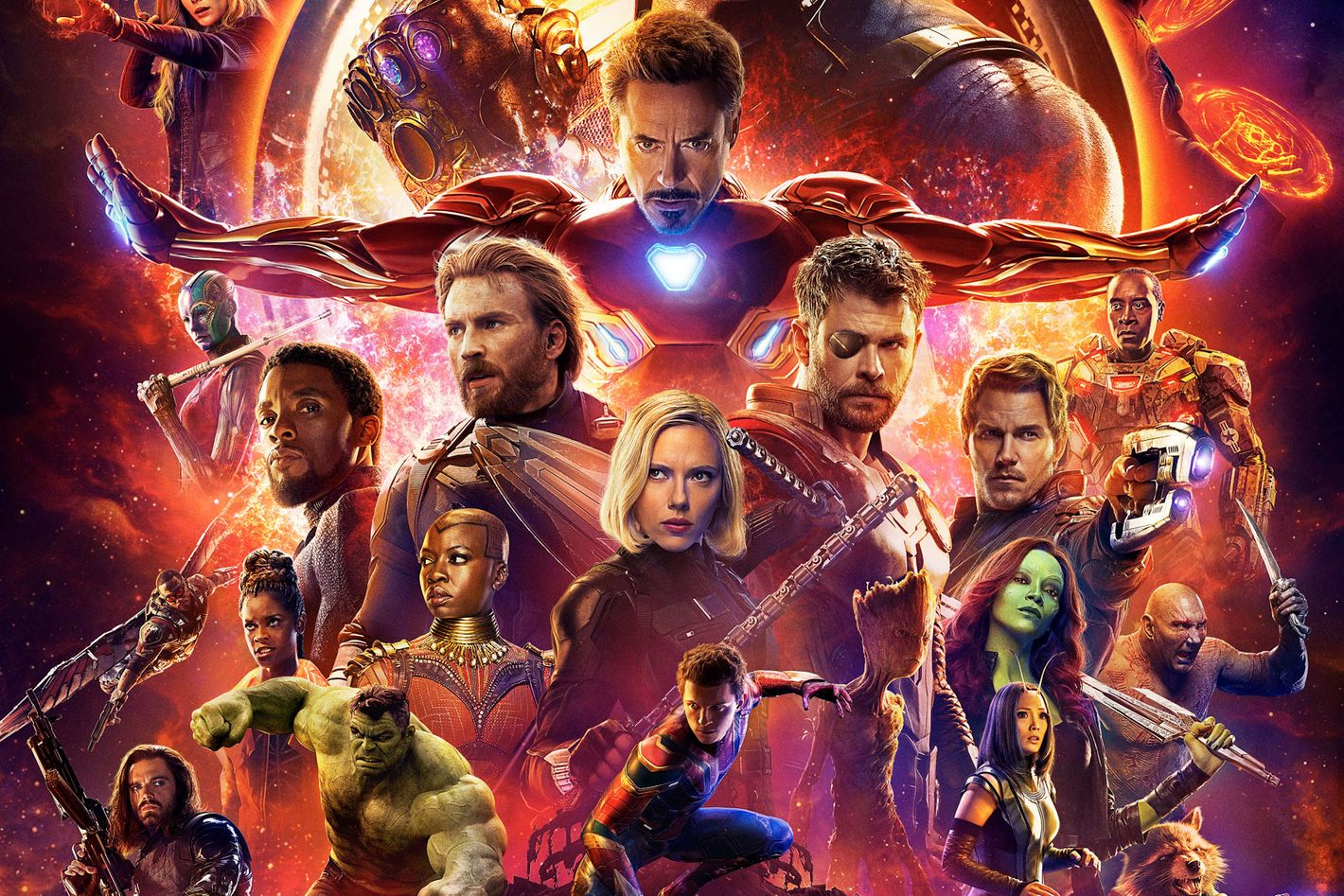 analyzing the crazy credits of avengers: infinity war