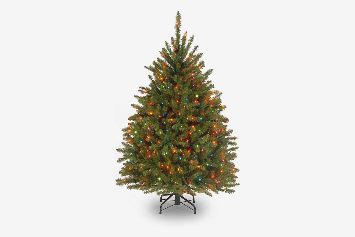 10 Best Tabletop Artificial Christmas Trees 2019 The Strategist New York Magazine