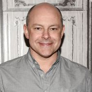 Rob Corddry Visits AOL Build