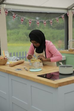 The Great British Baking Show Recap: Lady Fingers