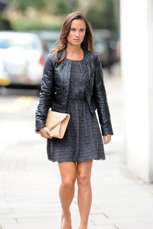 Pippa Middleton out and about in London, UK. <P> Pictured: Pippa Middleton <P> <B>Ref: SPL306744  160811  </B><BR/> Picture by: Gotcha Images / Splash News<BR/> </P><P> <B>Splash News and Pictures</B><BR/> Los Angeles:	310-821-2666<BR/> New York:	212-619-2666<BR/> London:	870-934-2666<BR/> photodesk@splashnews.com<BR/> </P>
