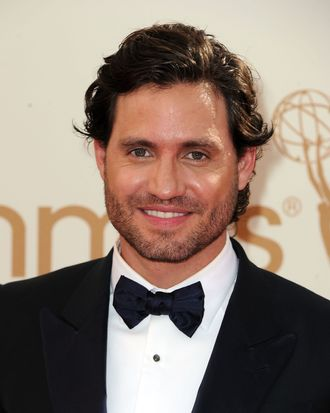 LOS ANGELES, CA - SEPTEMBER 18: Actor Edgar Ramirez arrives at the 63rd Annual Primetime Emmy Awards held at Nokia Theatre L.A. LIVE on September 18, 2011 in Los Angeles, California. (Photo by Frazer Harrison/Getty Images)