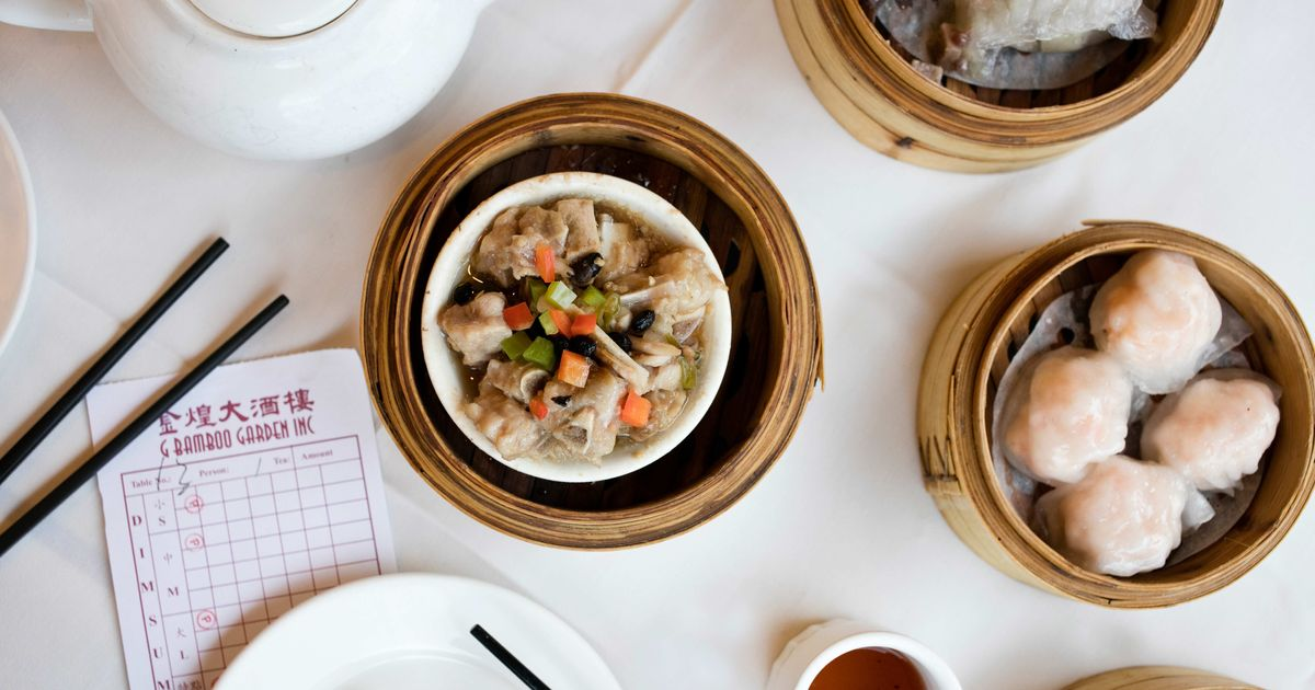 The Absolute Best Dim Sum in New York