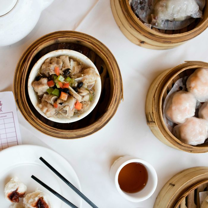 The Absolute Best Dim Sum In Nyc
